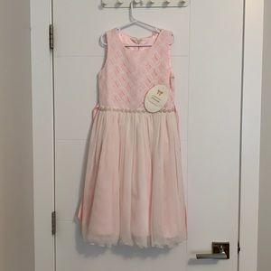 American Princess Flower Girl Dress